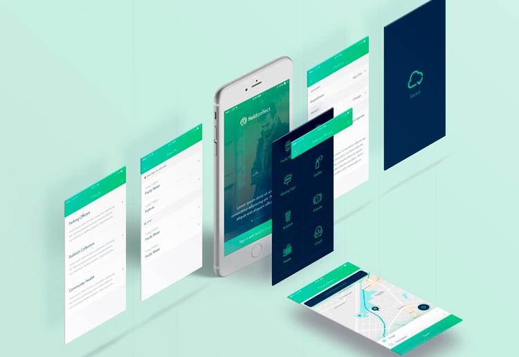 минимализм веб дизайн