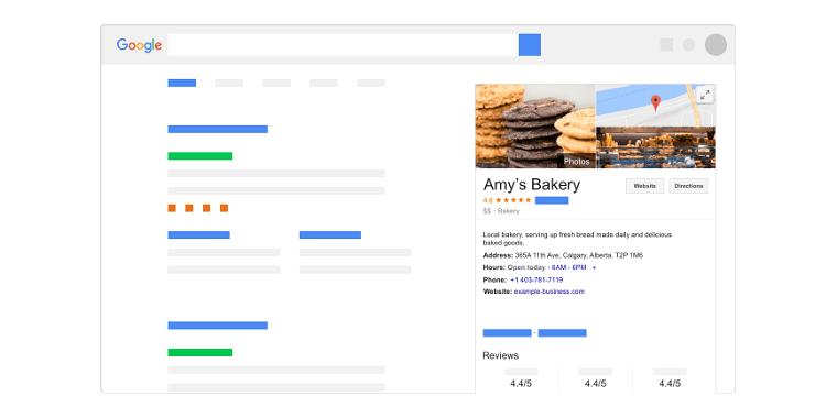 як створити компанію в гугл мій бізнес