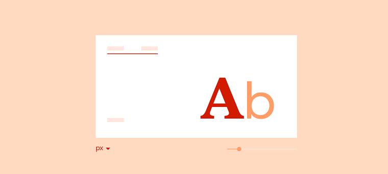 какой шрифт лучше использовать для сайта